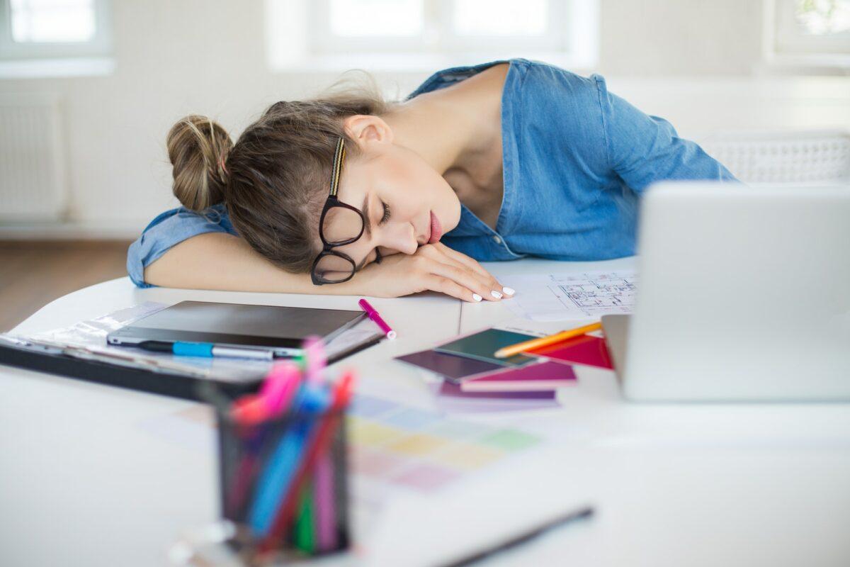 Savjeti za nenaspavane studente: Kako se naspavati?