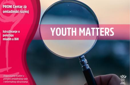 PRONI pokreće sveobuhvatno istraživanje o mladima u BiH