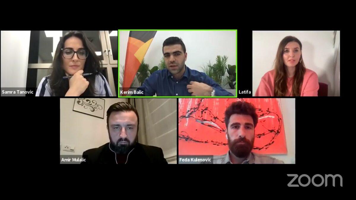Digitalna transformacija društva je razvojna šansa Bosne i Hercegovine