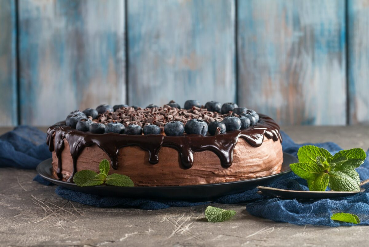 Studentski recepti: Zdrava čokoladna torta bez pečenja