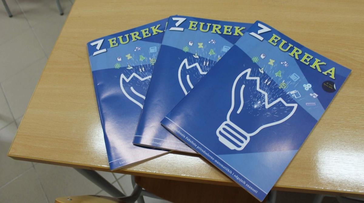 """Časopis studenata sa Sveučilišta u Mostaru """"Eureka"""" dostupan u online izdanju"""