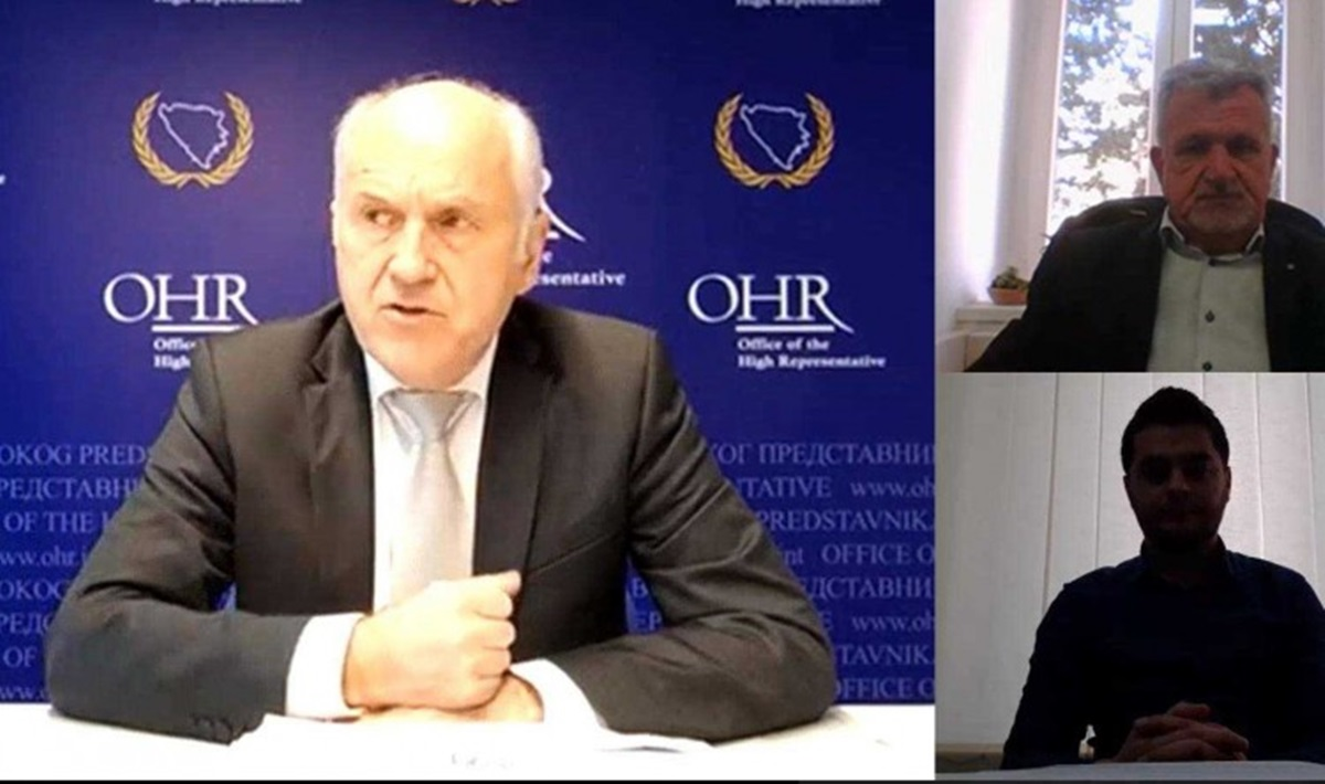 Inzko poručio studentima u Mostaru da je sudbina države u njihovim rukama