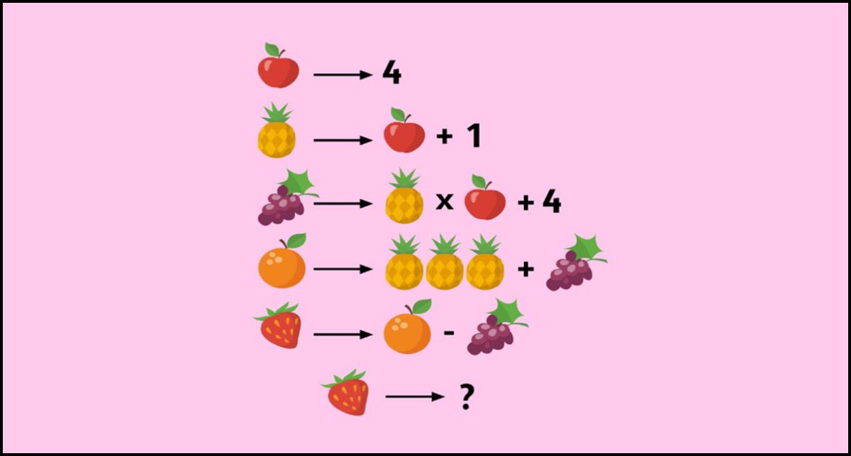 Mozgalica: Koji broj treba da bude umjesto upitnika?