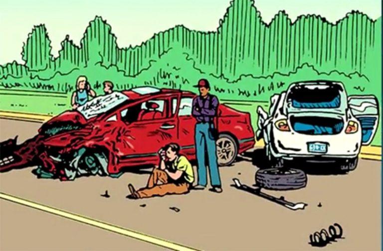 Detektivska mozgalica: Koliko je ljudi učestvovalo u nesreći?