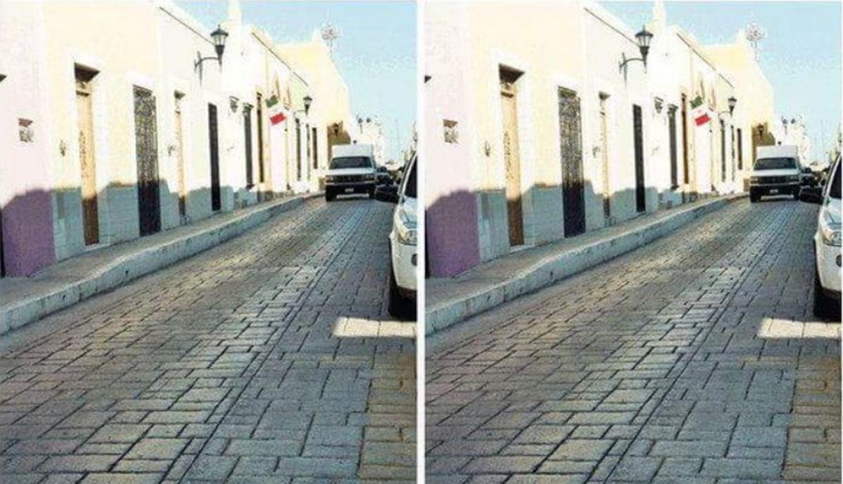 Optička iluzija: Da li su ove dvije fotografije potpuno iste?