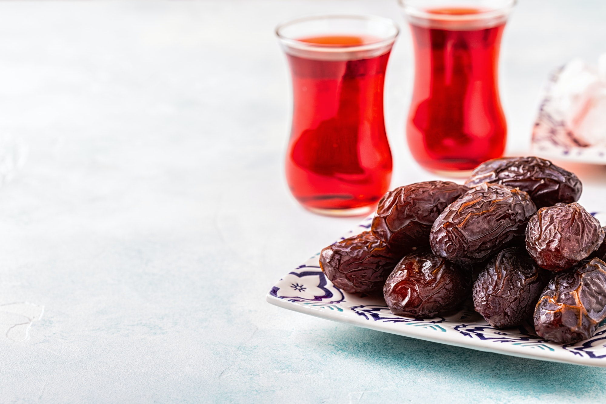 Fresh Medjool Dates. Ramadan kareem.
