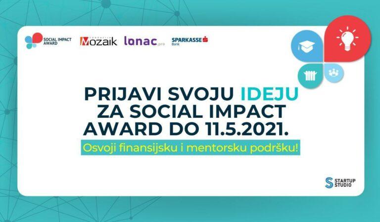 Sparkasse Banka i Fondacija Mozaik nastavljaju saradnju, podrška projektu Social Impact Award