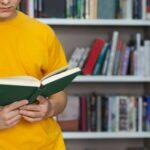 Intelligent student checking on information in handbook