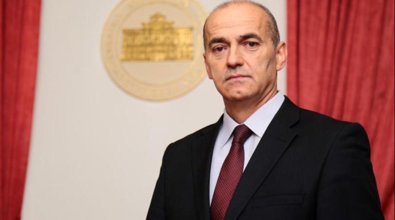 Rektor Škrijelj / Foto: UNSA.ba