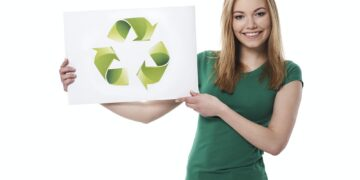 Stay green and support ecology