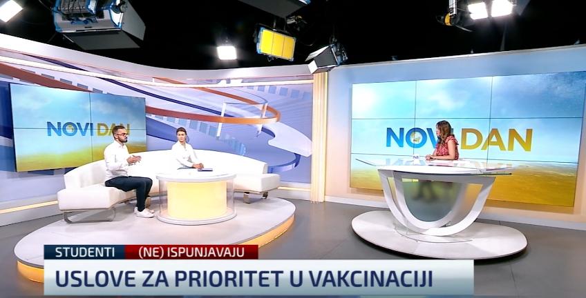 Studenti iz Sarajeva / Screenshot N1