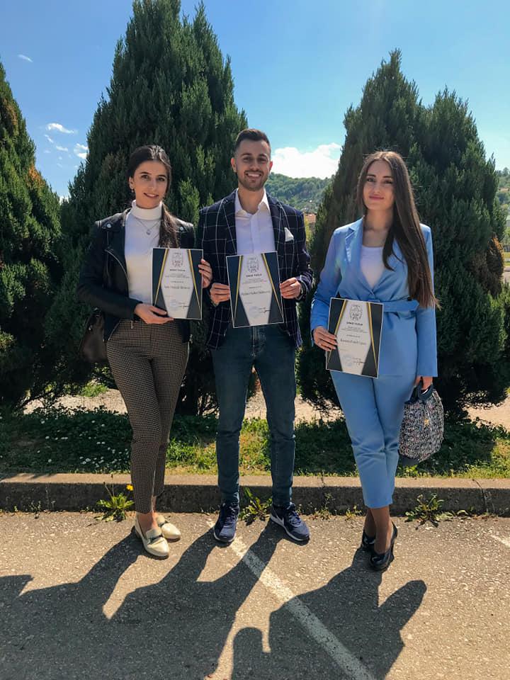 """Dobitnici priznanja """"Nagrada Grada Tuzla"""""""