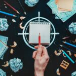 Writer at work: deciding on goal