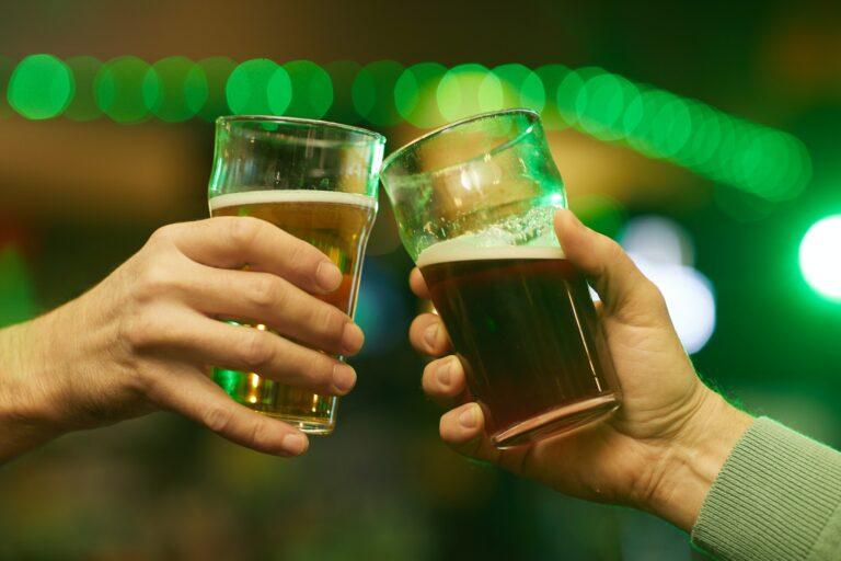 Men with beer