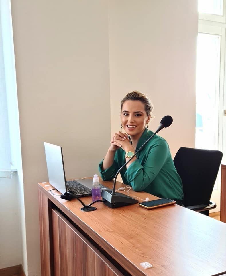 Selma Ćatibušić / Foto: Privatni album