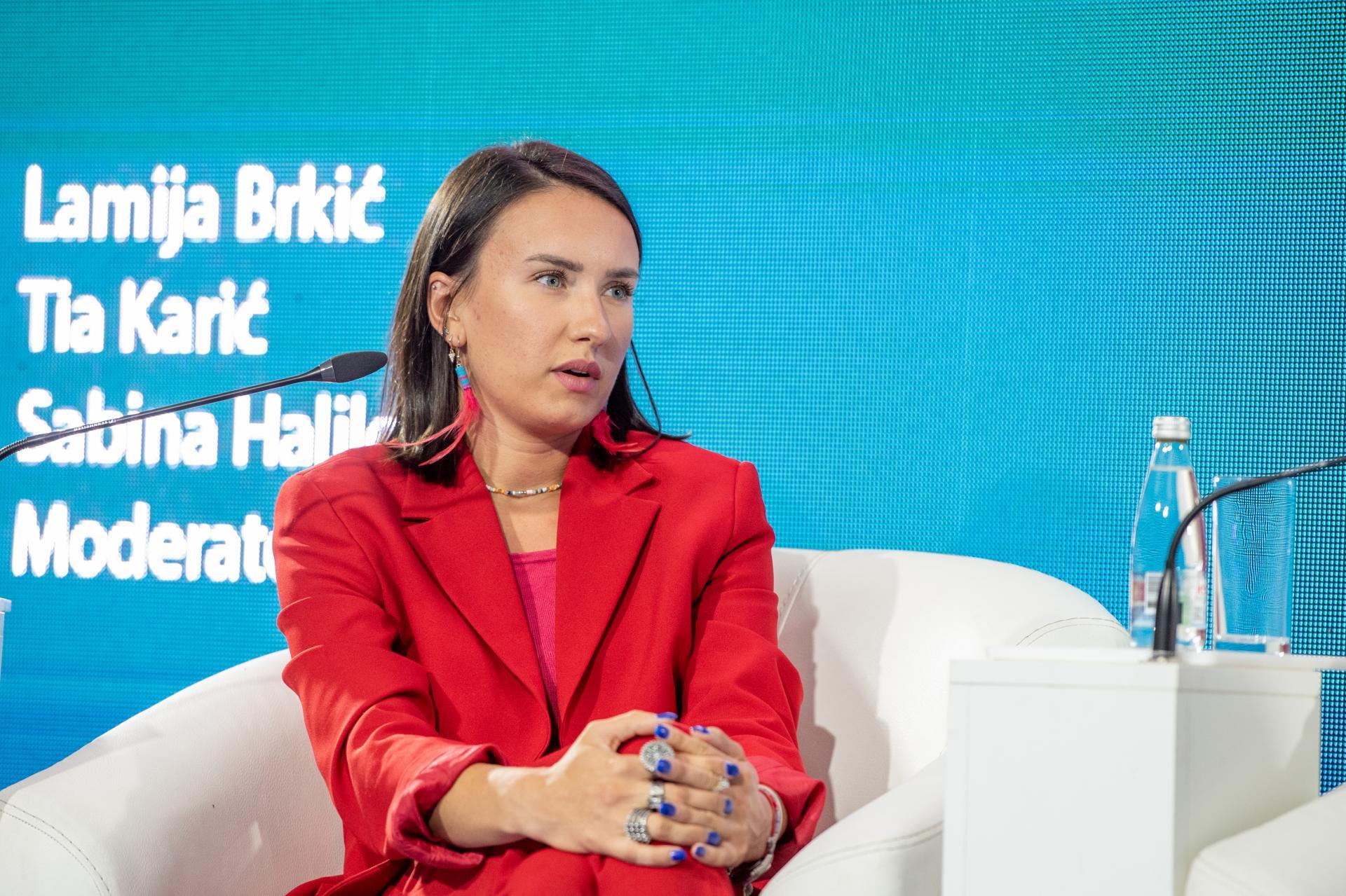 Tia Karić / Foto: Oslobodjenje