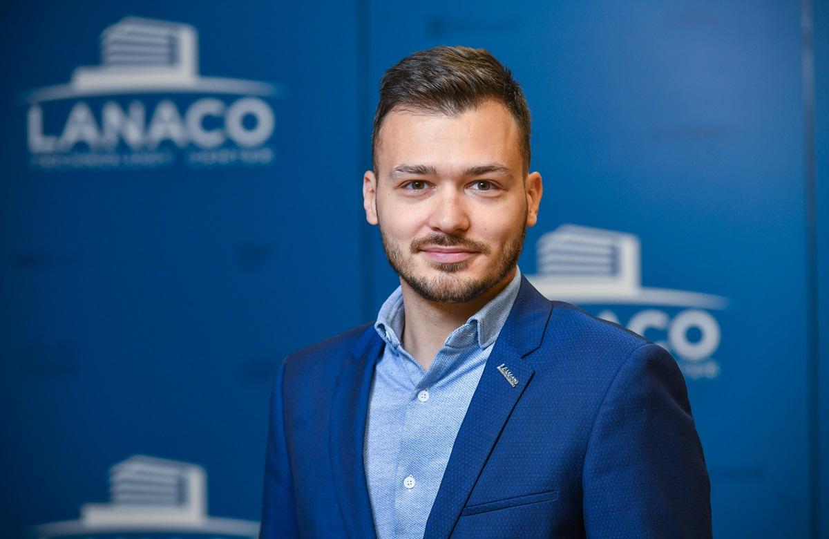 Dragan Ninić, menadžer sektora za razvoj poslovanja u kompaniji LANACO