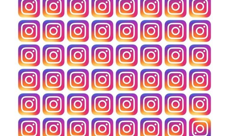 Mozgalica: Možete li pronaći jedan Instagram logo koji je drugačiji od ostalih?