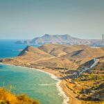 ⚡ Nominated ⚡ Panoramic view on the mountain, Almeria, Andalusia Spain