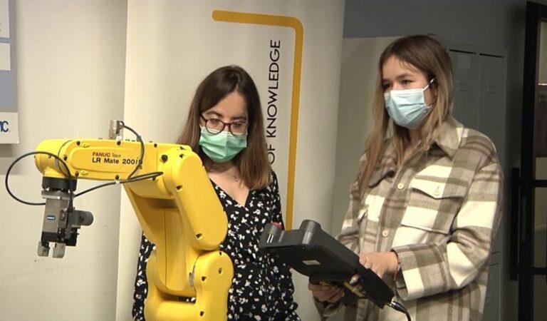 Upoznajte Bosanke koje upravljaju robotima
