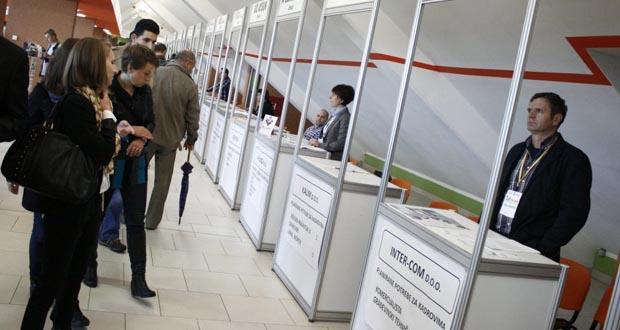 Sajam zapošljavanja u Zenici: Preko 1.200 slobodnih radnih mjesta