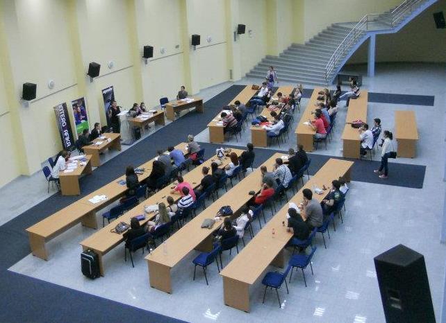 Aktivan rad Debatnog kluba Sveučilišta u Mostaru