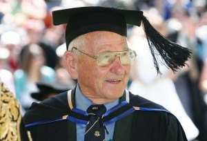 Četvrta diploma u 97-oj godini
