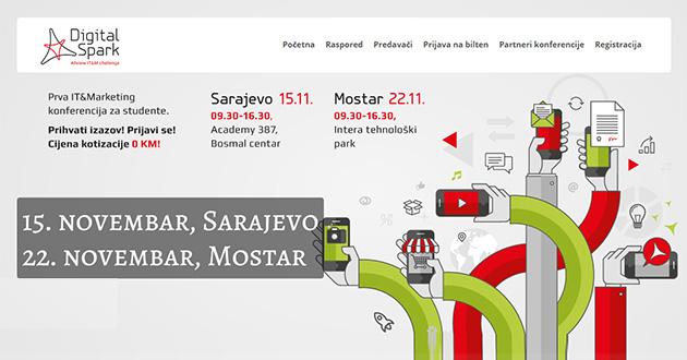 Allview IT&M Challenge: Prva IT i marketing konferencija za studente u Sarajevu i Mostaru