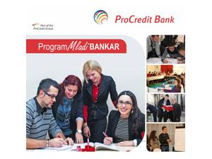ProCredit Bank BiH: Poziv na Dan otvorenih vrata i prezentaciju Programa obuke Mladi Bankar u Sarajevu