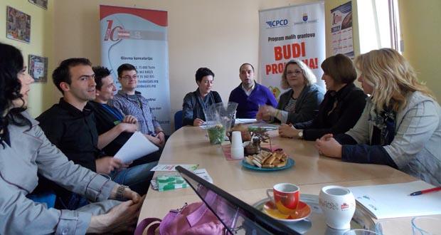 CPCD i FTZ: Promovirano osam lokalnih građanskih inicijativa regije Tuzla