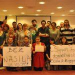 """Podrška demonstrantima iz Budimpešte: """"Istrajte u svojim ciljevima!"""""""