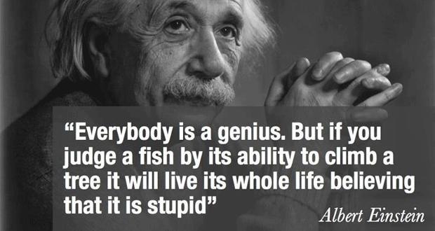 Možete li vi riješiti Einsteinov test inteligencije?
