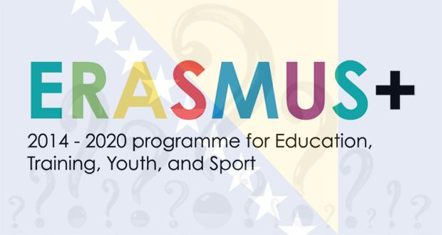 """Delegacija EU: """"Naš je cilj puno učestvovanje BiH u programu Erasmus"""""""