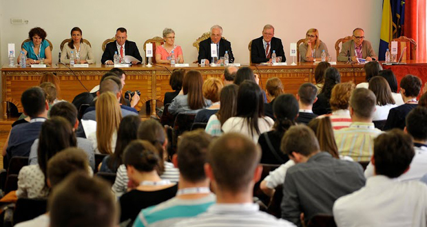 Evropski samit mladih završen usvajanjem nacrta tzv. Sarajevske deklaracije