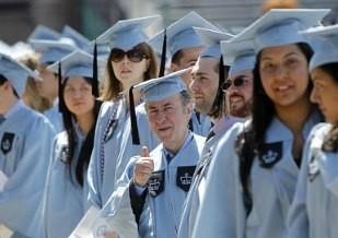 Crnogorac diplomirao na fakultetu na kojem je radio kao domar