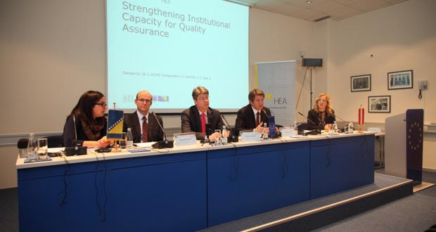 Hitno potrebne mjere za funkcioniranje sistema akreditacije u visokom obrazovanju u BiH
