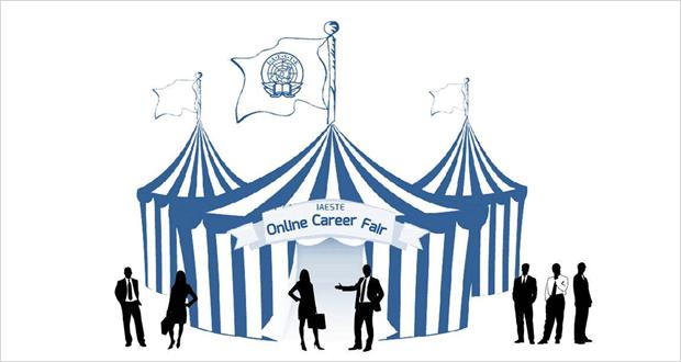 Jednim klikom na IAESTE Online Career Fair 2013