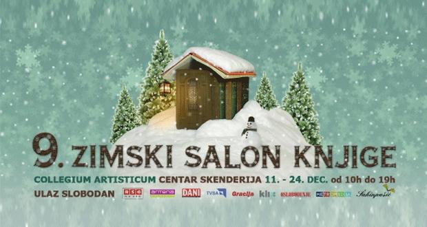 Otvoren Deveti zimski salon knjige u Sarajevu