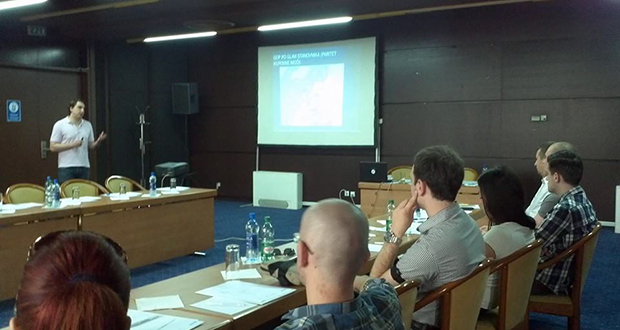 """U Sarajevu održan """"Katalaksija"""" seminar o slobodnoj ekonomiji"""