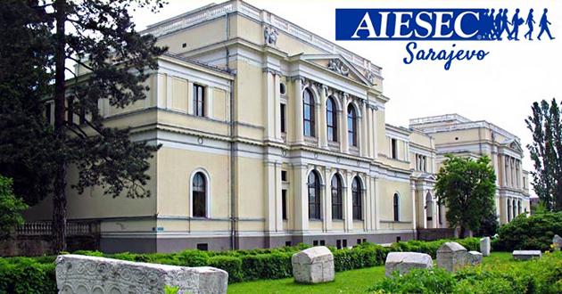 Projekat Newseum: AIESEC Sarajevo ne odustaje od kulturnih spomenika ovog grada