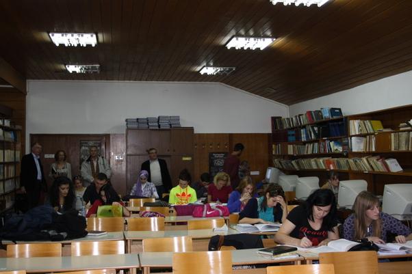 UNTZ: Novi bibliotečki servisi na univerzitetima Zapadnog Balkana