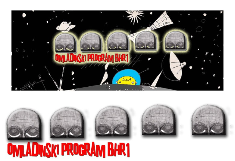Omladinski program BH radija1