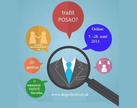 """IAESTE BiH: Prijavite se na prvi """"Online Job Fair"""""""