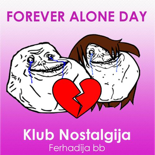 Forever Alone Day: Izbjegnite ruže, čestitke, romantiku i zabavite se