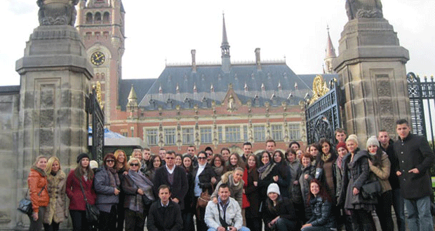 UNTZ: Studenti Pravnog fakulteta posjetili ICTY