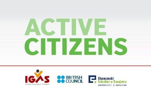 "Poziv na radionicu: ""Active Citizens"""