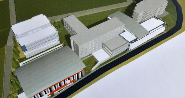 SVEMO: Dvorana, bazen i novi paviljon za studente