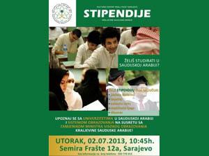Stipendije Kraljevine Saudijske Arabije