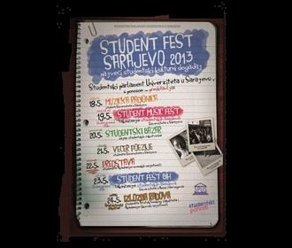 Student Fest Sarajevo 2013