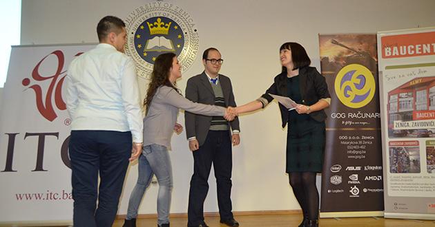 Student Strategic Competition: Završeno takmičenje u rješavanju stvarnih poslovnih slučajeva